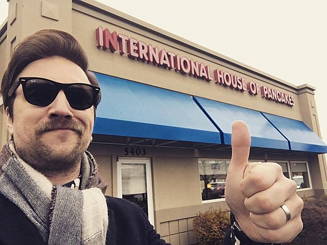 When In America Here Comes The Pain Royalrepublic Ihop