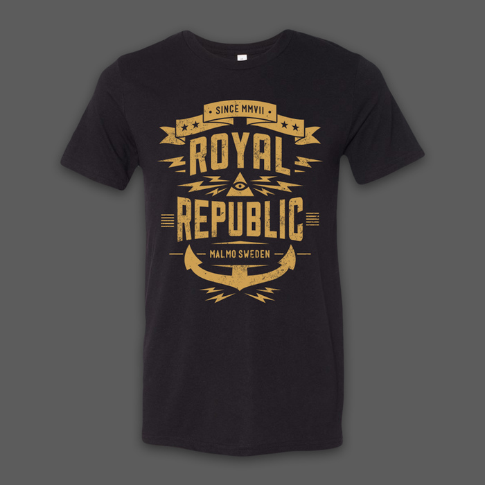 Royal Republic Official Homepage
