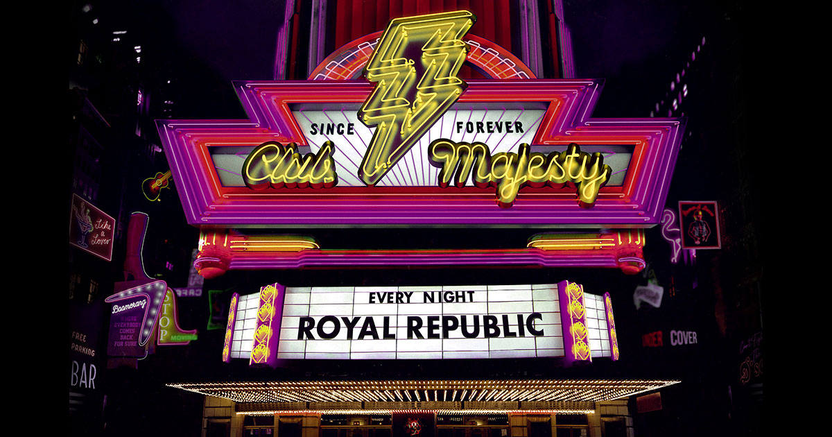 ROYAL REPUBLIC | Official homepage